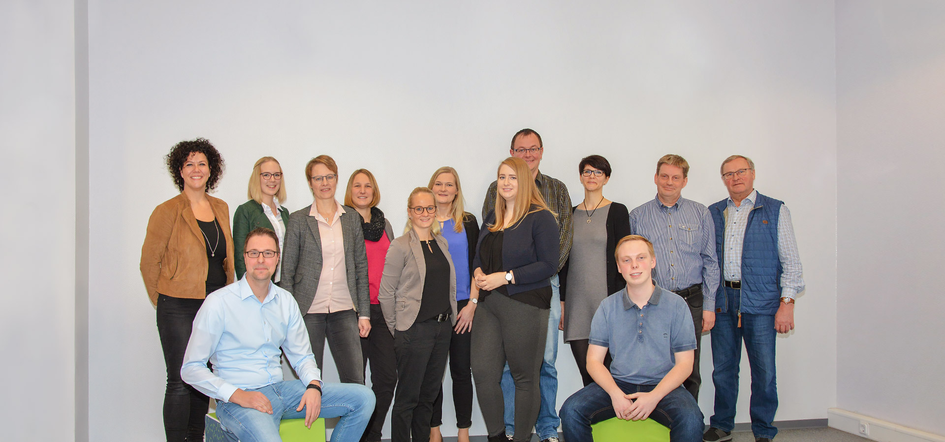 Henke Schmidt Team Gruppenbild